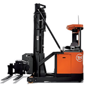 reach stacker rental